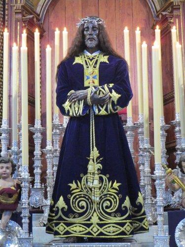 <p>Festividad Cristo Rey 2016.</p> <p>Autor: Manuel León.</p>