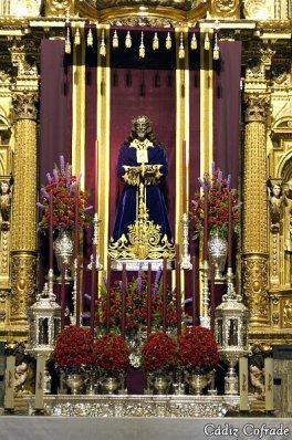 "<p>Cristo Rey 2012</p> <p><a href=""http://www.cadizcofrade.net"">www.cadizcofrade.net</a></p> <p>Autor: Ignacio Robles Urbano</p>"