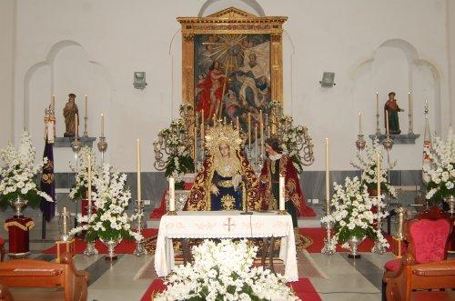 <p>Festividad Santísima Trinidad 2011</p> <p>Autor: Luis Meilán</p>