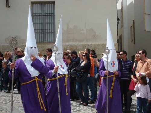 <p>Representación Santo Entierro Semana Santa 2011</p> <p>Autor: Manuel García Pérez</p>