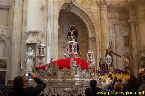<p>Traslado y exposición Catedral<br />Autor:Jesus Guerrero Alba <br />www.pasionygloria.net</p>